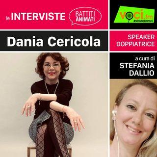DANIA CERICOLA su VOCI.fm - clicca PLAY e ascolta l'intervista