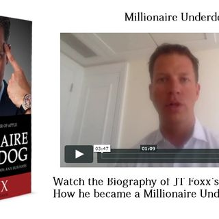Millionaire Underdog Book Launch 1