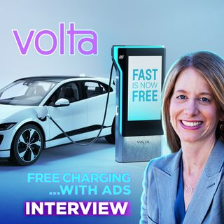 59. Volta Interview | Free EV Charging Stations with Ads