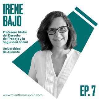 Episodio 07: La RSC y el impacto de la igualdad de género en la sociedad con Irene Bajo
