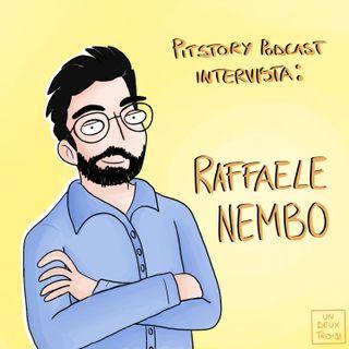 """Intervista con Raffaele Nembo (Direttore delle """"Le Rane"""") - PitStory Extra Pt.16"""