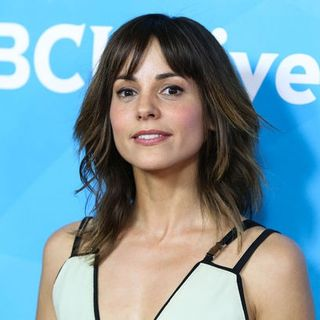Stephanie Szostak of USA's Satisfaction