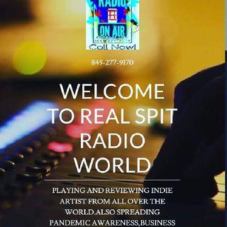 Episode 84 - Real Spit Radio