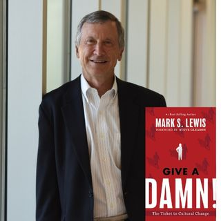 Give A Damn, Author Mark S Lewis