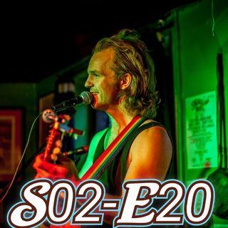 S02-E20 Special guest Luke Concannon