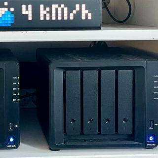 Crossover con Naseros sobre test de rendimiento en servidores NAS
