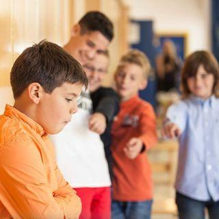 Cómo generamos niños que hacenbullying