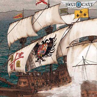 HistoCast 150 - Álvaro de Bazán y las Islas Terceiras. I campaña.