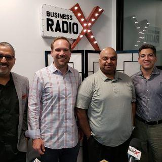TECH TALK: Geoff Wilson with 352, Aman Bhardwaj with Liberty Defense Technologies and Robbie Gulri with Proliant