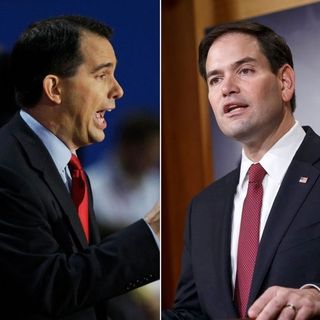 Walker and Rubio most extreme on abortion?