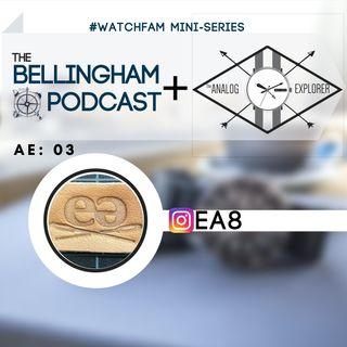 AE. 03 @EA8 #watchfam