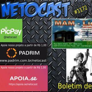 NETOCAST 1172 DE 29/07/2019 - BOLETIM DE DIREITO
