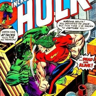Incredible Herb Trimpe remembered in bio! INTERVIEW