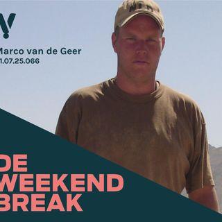 Omroep V - De Weekendbreak met marco vd Geer !