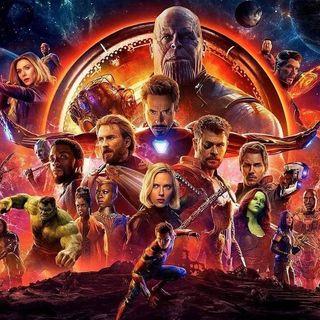 3° SEASON - EPISODE 28 - 30/04/2018 - Avengers: Infinity War