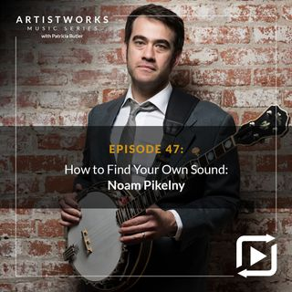How to Find Your Own Sound: Noam Pikelny