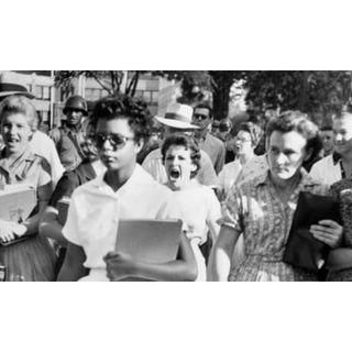 Little Rock 9 - Discrimination Or Validation?: 619-768-2945
