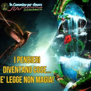 LA LEGGE DI CREAZIONE (o Attrazione) con ALESSANDRA TONONI