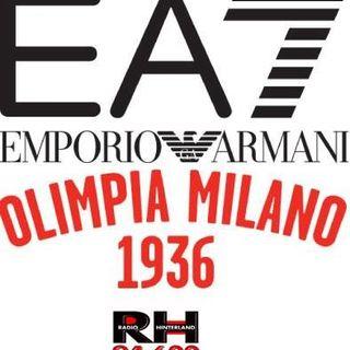 Supercoppa Italiana Semifinale Olimpia Milano vs Aquila Basket Trentino - Primo Quarto -