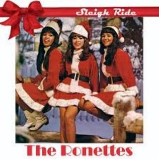 Ronettes - Sleigh Ride