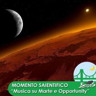 Momento Saientifico - Musica da Marte e Opportunity