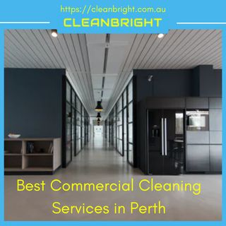 Best Commercial Cleaning Services in Perth