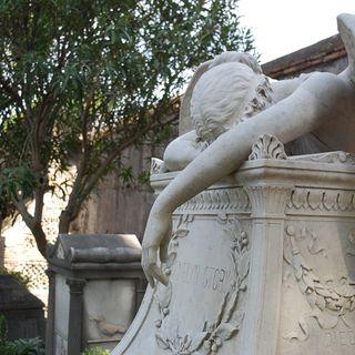 Audioviaggio 10 - Cimitero Acattolico di Roma. Oggi Book Your Italy è in LAZIO