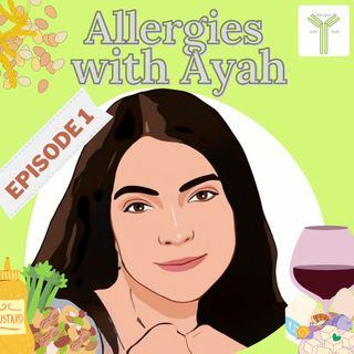 Episode 1 S1: Finding out I have food allergies and my story
