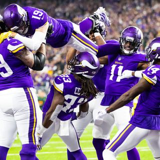 Purple People Eaters: Vikings vs. Eagles Preview! Cousins/Thielen/Diggs Drama?