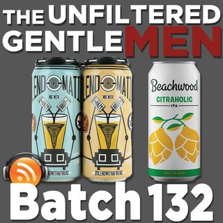 Batch132: Second Chance Beer Blend-O-Matic & Beachwood Brewing Citraholic IPA
