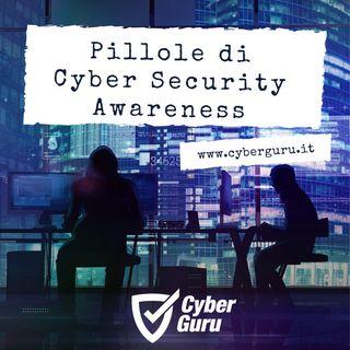 Cyber Guru: Pillole di Cyber Security Awareness