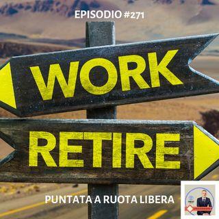 #271 La Borsa...in poche parole - Podcast d'informazione finanziaria e patrimoniale