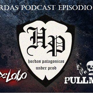 Hordas Podcast episodio Nº2