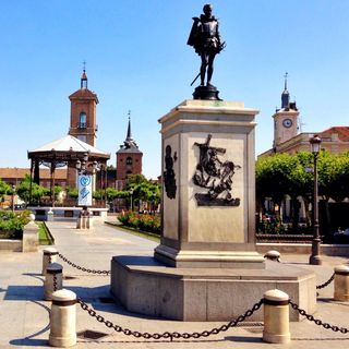 Cervantes and tapas -- the Alcalá de Henares podcast