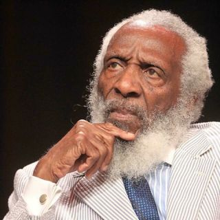 Dick Gregory passed away at 84.