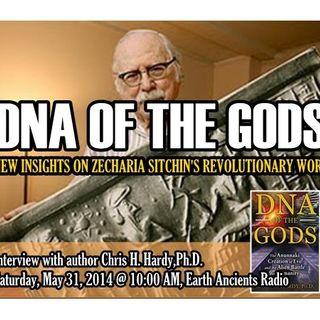 Chris Hardy, Ph.D.: DNA of the Gods