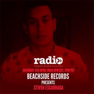 Beachside Records Radioshow Episode # 012 by Stiven Escarraga