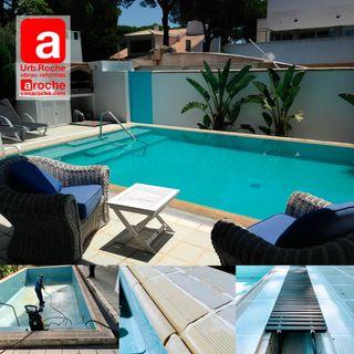 Reforma de piscina en Urbanización Roche - CasaRoche