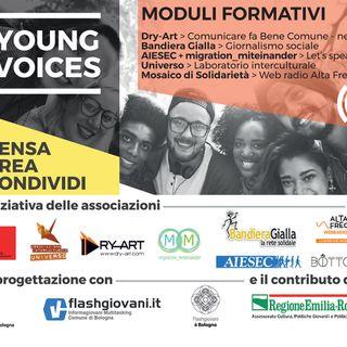 Young Voices- Pensa Crea Condividi
