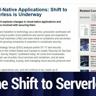 The Shift to Serverless is Real | TWiT Bits