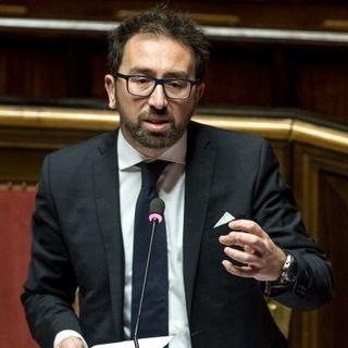 Mozione di sfiducia a Bonafede, Delrio avverte: se passa si apre crisi di governo