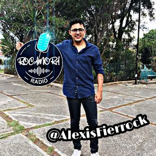 ALEXIS FIERROCK en ENTREVISTA #RetosMexicanos