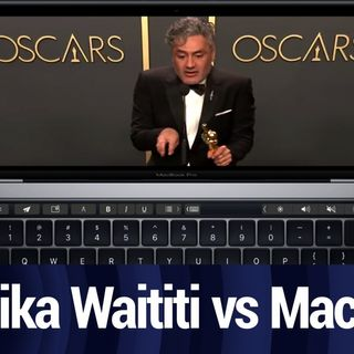 Taika Waititi Trashes MacBook Keyboard at Oscars | TWiT Bits