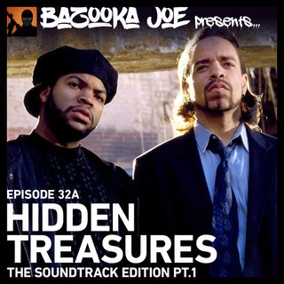 EP#32A - Hidden Treasures: The Soundtrack Edition (Pt.1)