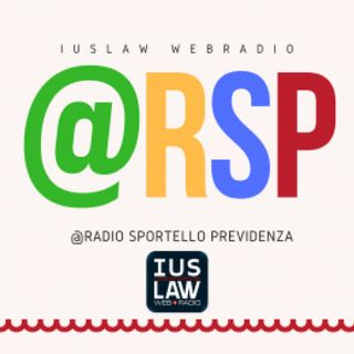 Canale Radio Sportello Previdenza