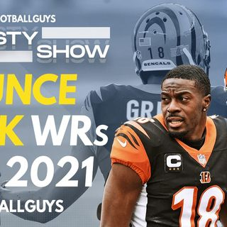 2021 Bounce Back Wide Receivers || Dynasty Fantasy Football