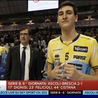 Da Sky Sport 24 Riccardo ed Alessandro Michieletto, la pallavolo di padre in figlio