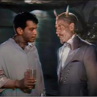 Un día con el diablo, fragmento  (11) 1945. Cantinflas