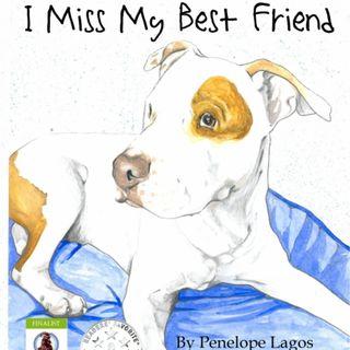 I Miss My Best Friend by Penelope Lagos - Read by E3D (Martyn Kenneth)