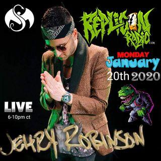 Replicon Radio - Jehry Robinson 1/20/20